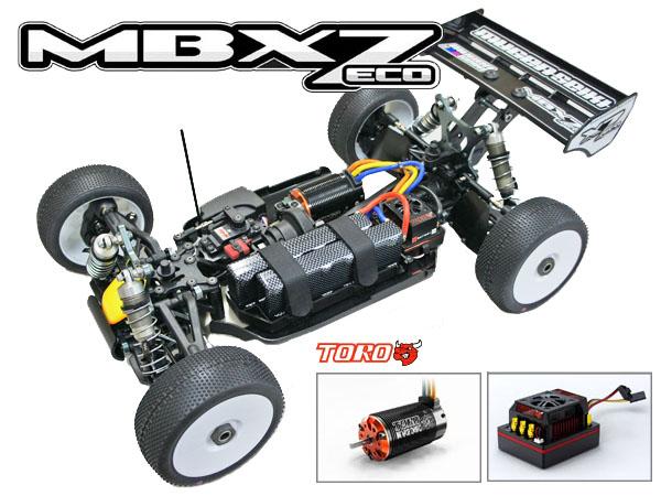Mbx 7 Eco Motor Esc Spec